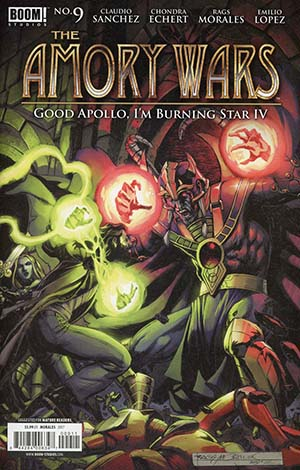 Amory Wars Good Apollo Im Burning Star IV #9