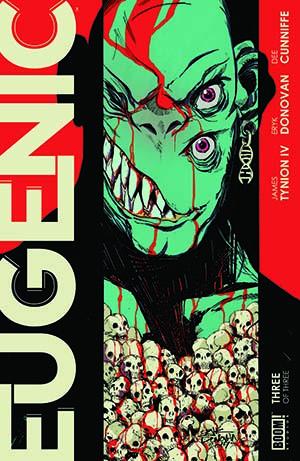 Eugenic #3 Cover A Regular Eryk Donovan Cover