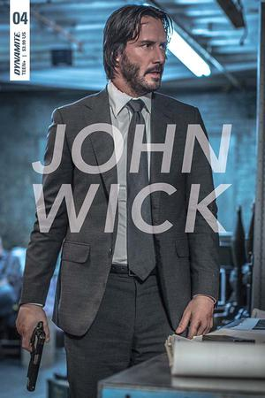 John Wick #4 Cover C Variant Photo Cover