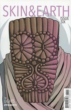 Skin & Earth #6 Cover B Variant Lighs Mask Cover