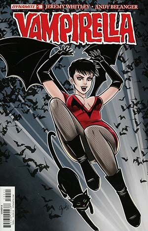 Vampirella Vol 7 #10 Cover B Variant Gisele Lagace Cover