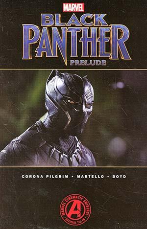 Marvels Black Panther Prelude TP