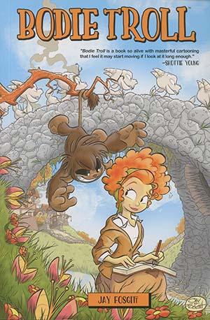 Bodie Troll Original Graphic Novel TP