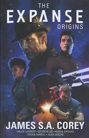Expanse Origins Original Graphic Novel TP