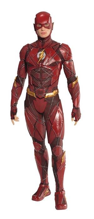Justice League Movie The Flash ARTFX Plus Statue