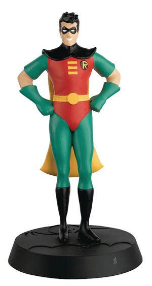 Batman The Animated Series Figurine Collection #6 Robin