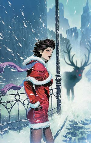 Vampirella Vol 7 #10 Cover H Incentive Philip Tan Virgin Cover