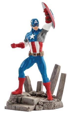 Marvel PVC Figurine - Captain America