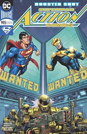 Action Comics Vol 2 #995 Cover A Regular Dan Jurgens & Trevor Scott Cover