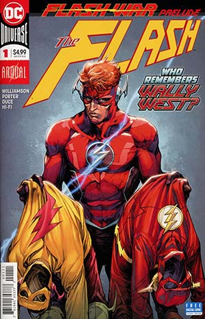 Flash Vol 5 Annual #1