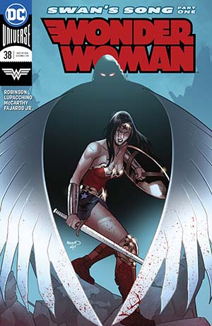Wonder Woman Vol 5 #38 Cover A Regular Paul Renaud Cover