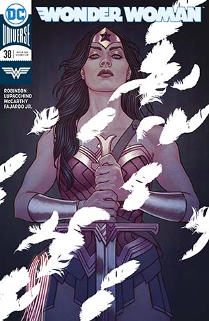 Wonder Woman Vol 5 #38 Cover B Variant Jenny Frison Cover