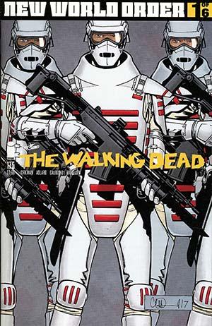 Walking Dead #175 Cover A Regular Charlie Adlard & Dave Stewart Cover