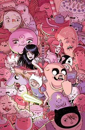 Adventure Time Comics #19 Cover A Regular Jamie Coe Cover