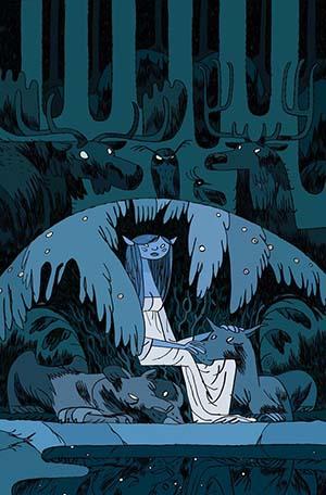 Jim Hensons Storyteller Fairies #2 Cover A Regular Tyler Jenkins Cover