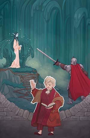 Jim Hensons Storyteller Fairies #2 Cover B Variant Sas Milledge Subscription Cover