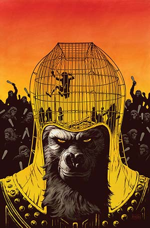 Planet Of The Apes Ursus #1 Cover A/B Regular Covers (Filled Randomly)