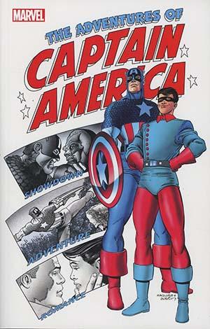 Adventures Of Captain America TP