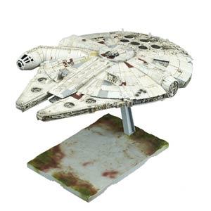 Star Wars The Last Jedi 1/144 Kit - Millennium Falcon