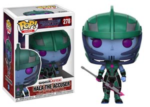 POP Games 278 Guardians Of The Galaxy The Telltale Series Hala The Accuser Vinyl Figure