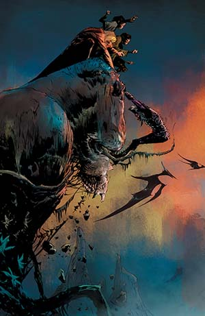 Kong On The Planet Of The Apes #1 Cover D Variant Jae Lee & June Chung Cover