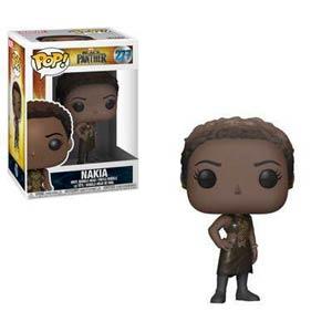 POP Marvel 277 Black Panther Movie Nakia Vinyl Bobble Head