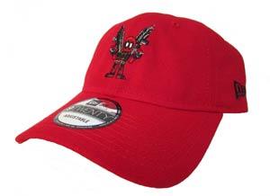 Deadpool Scarlet 920 Buckle Strap Cap