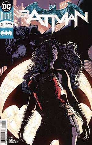 Batman Vol 3 #40 Cover A Regular Joelle Jones Cover