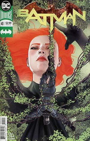 Batman Vol 3 #41 Cover A Regular Mikel Janin Cover