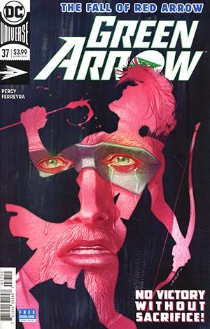 Green Arrow Vol 7 #37 Cover A Regular Juan Ferreyra Cover