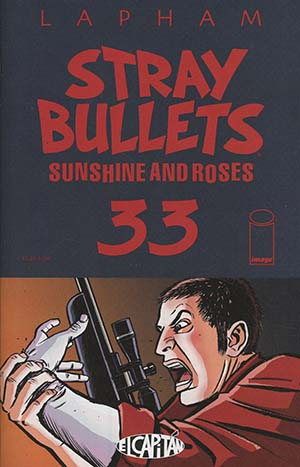 Stray Bullets Sunshine And Roses #33