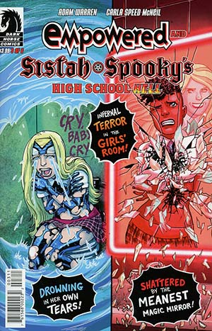Empowered And Sistah Spookys High School Hell #3