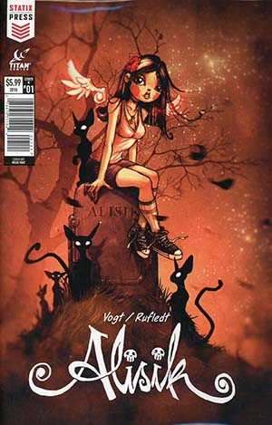 Alisik Fall #1 Cover B Variant Book Cover