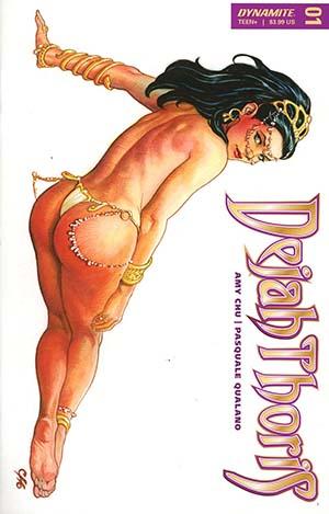 Dejah Thoris Vol 2 #1 Cover B Variant Frank Cho Cover