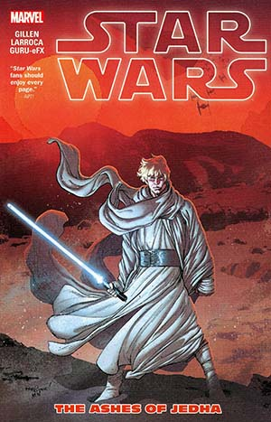 Star Wars (Marvel) Vol 7 Ashes Of Jedha TP