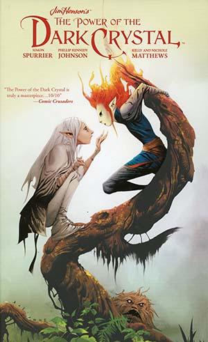 Jim Hensons Power Of The Dark Crystal Vol 2 HC