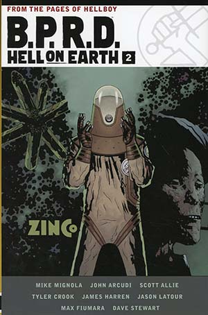 BPRD Hell On Earth Vol 2 HC