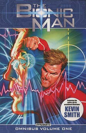 Bionic Man Omnibus Vol 1 TP