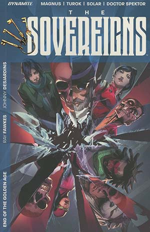 Sovereigns End Of The Golden Age TP