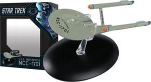 Star Trek Starships Best Of Figurine Collection #11 USS Enterprise NCC-1701
