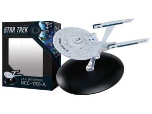 Star Trek Starships Best Of Figurine Collection #12 USS Enterprise NCC-1701-A
