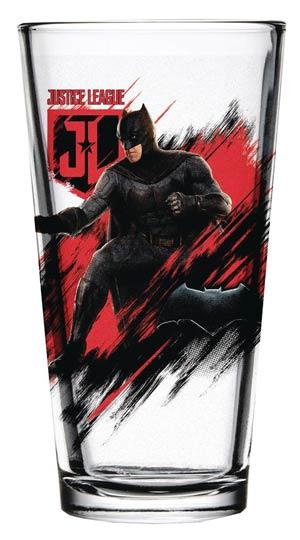 Justice League Movie Pint Glass - Batman