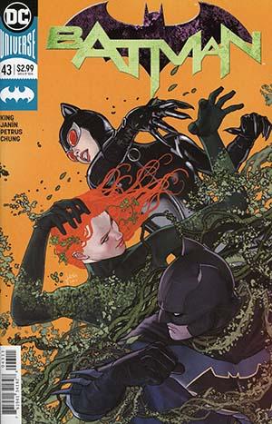Batman Vol 3 #43 Cover A Regular Mikel Janin Cover