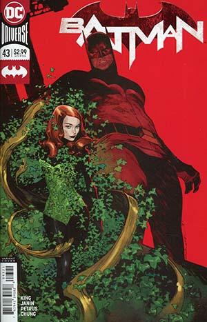 Batman Vol 3 #43 Cover B Variant Olivier Coipel Cover