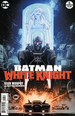 Batman White Knight #6 Cover A Regular Sean Murphy Cover