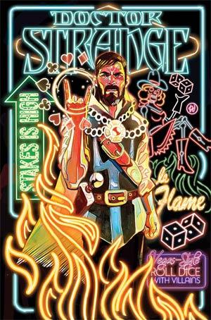 Doctor Strange Vol 4 #387 (Damnation Tie-In)(Marvel Legacy Tie-In)
