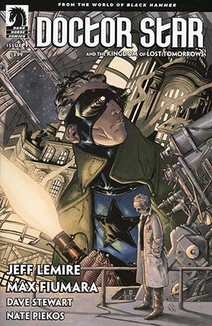 Doctor Star And The Kingdom Of Lost Tomorrows From The World Of Black Hammer #1 Cover A Regular Max Fiumara Cover