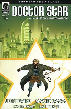 Doctor Star And The Kingdom Of Lost Tomorrows From The World Of Black Hammer #1 Cover B Variant Jordie Bellaire Cover