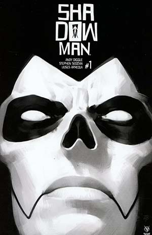 Shadowman Vol 5 #1 Cover A Regular Tonci Zonjic Cover