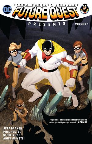 Future Quest Presents Vol 1 TP